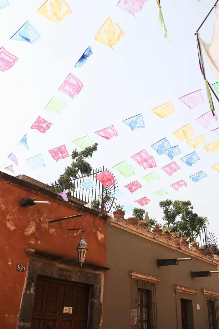 Mexican Street Wedding Decorations