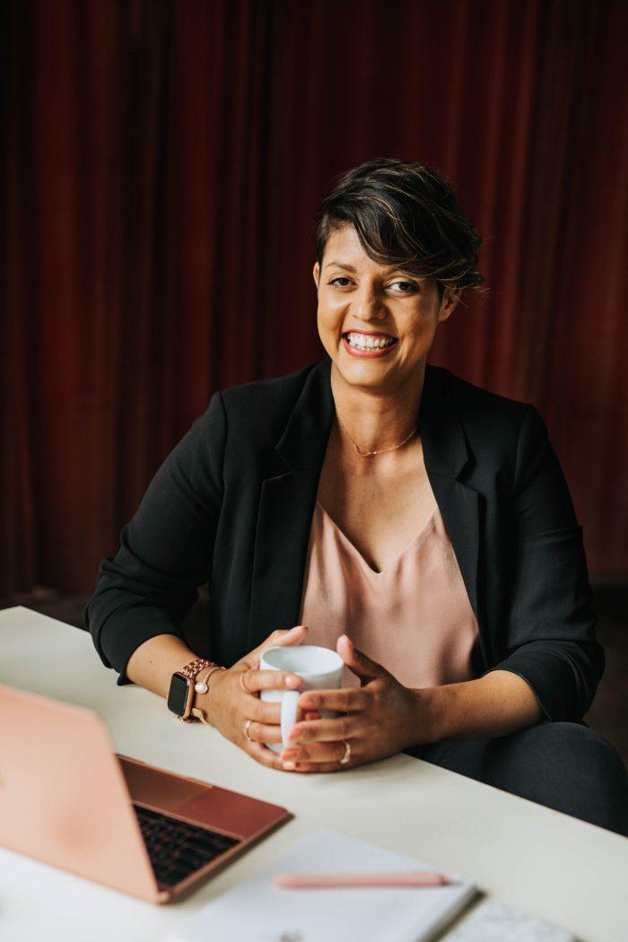Christine Haines Greenberg, owner of Urban Set Bride, a Maggie Sottero Retailer