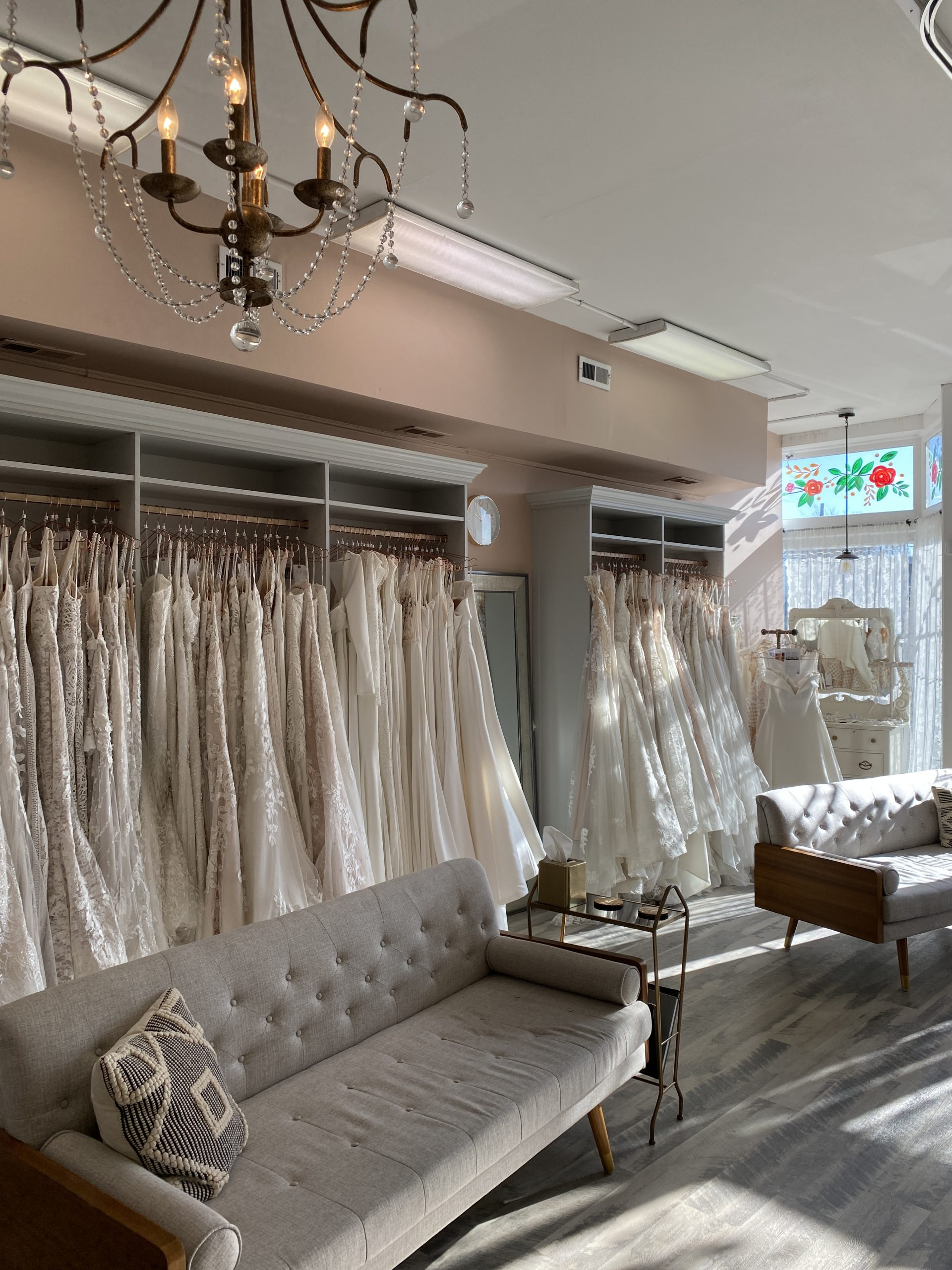Urban Set Bride, a Black-Owned Bridal Boutique featuring Maggie Sottero Wedding Dresses