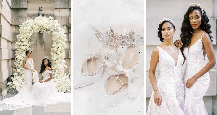 Royal inspired Bridal Vogue Blog Header