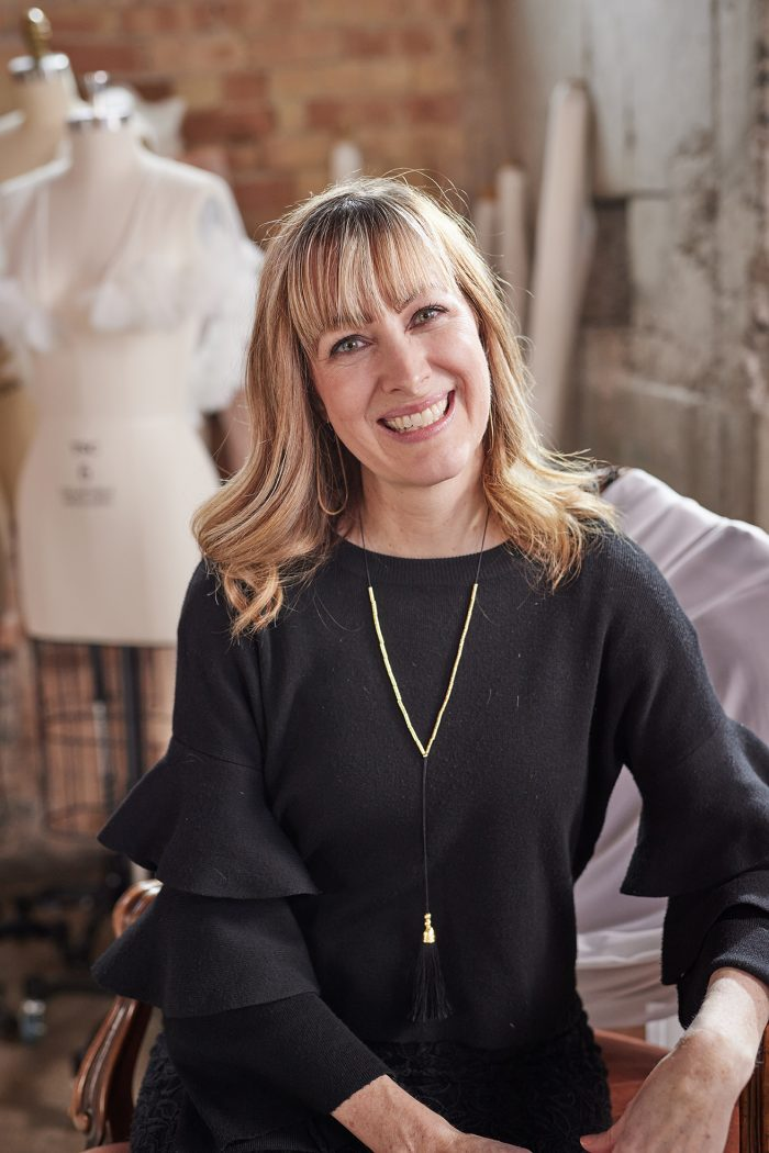 Suzanne Robbins Director of Sales of Maggie Sottero Designs