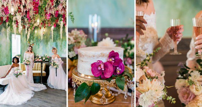 Wedding Flowers Blog Header