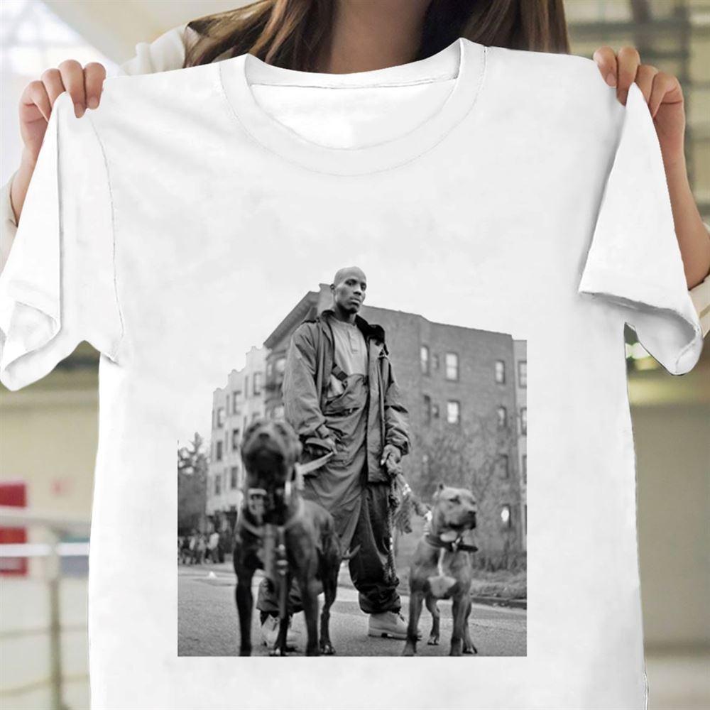 Dmx 90s T-shirt Unisex Size S-5xl Dmx Shirt Gift Fan Dmx Concert Vinta