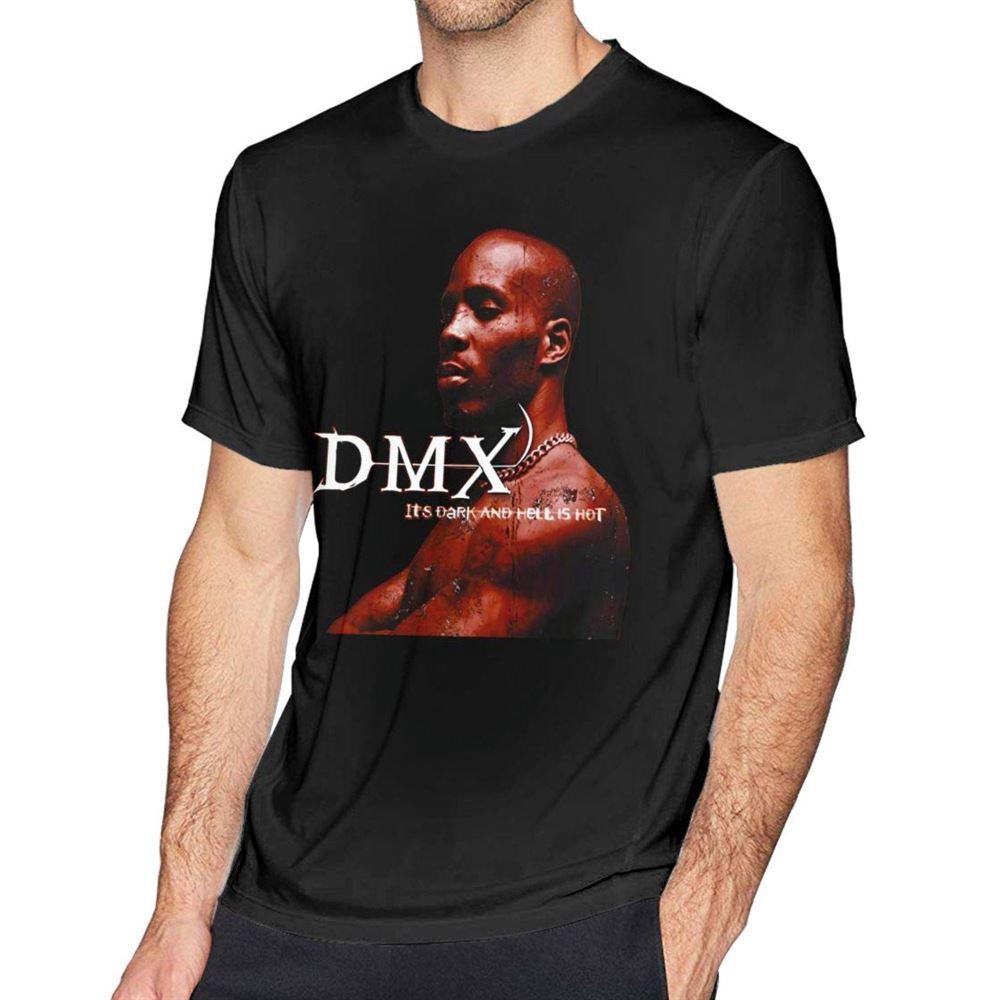 Dmx Belly Rap Hip Hop T-shirt Unisex S-5xl Dmx Shirt Gift Fan Vintage