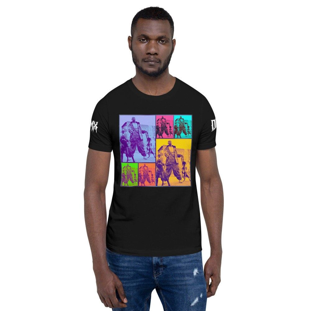 Dmx Dogs Short-sleeve Unisex T-shirt Shirts