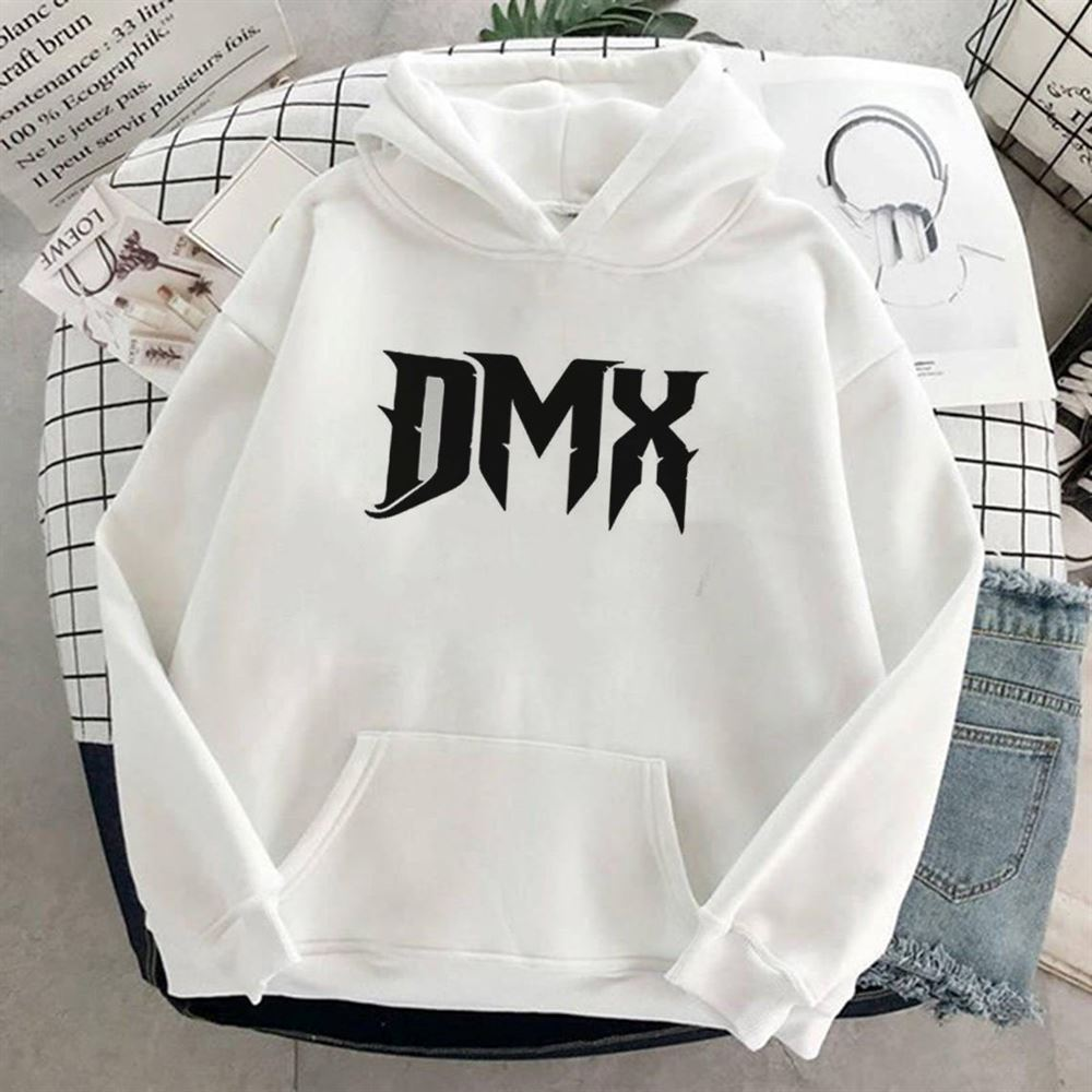 Dmx Hoodie Dmx Logo Hoodie Dmx Ruff Ryder Shirt Dmx Rapper Hoodie