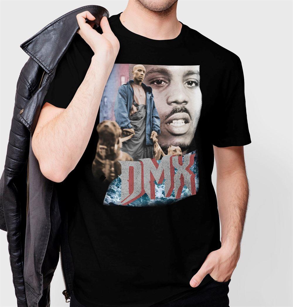 Dmx Rapper Shirt Dmx Dmx Shirt Dmx Fan Art Dmx Ruff Ryders Dmx Yonkers
