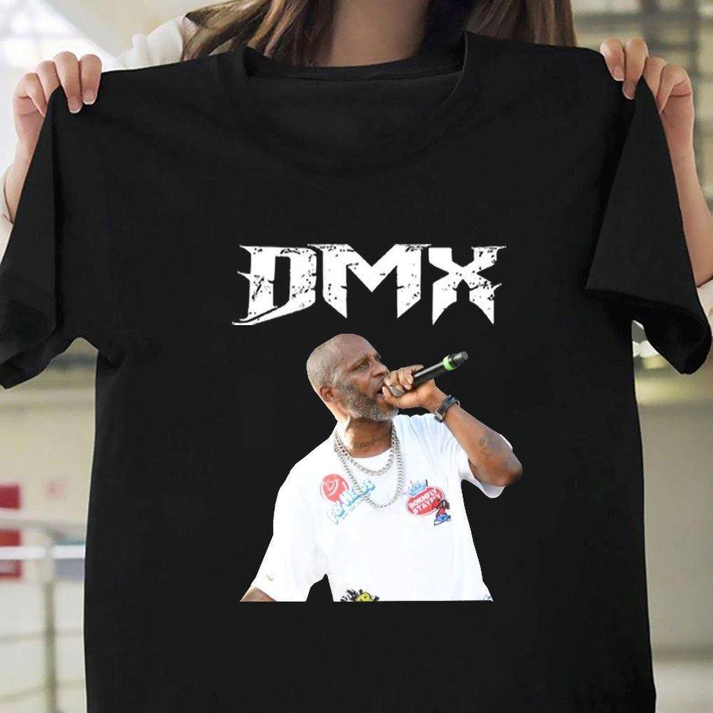 Dmx Shirt Dmx T-shirt Dmx Rapper Gift Unisex T-shirt