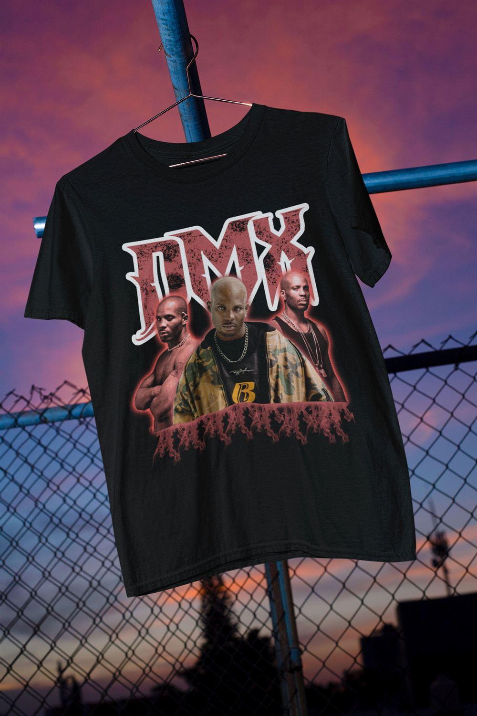 Dmx Shirt - Dmx Vintage Rapper Shirt - Dmx Fan Merch