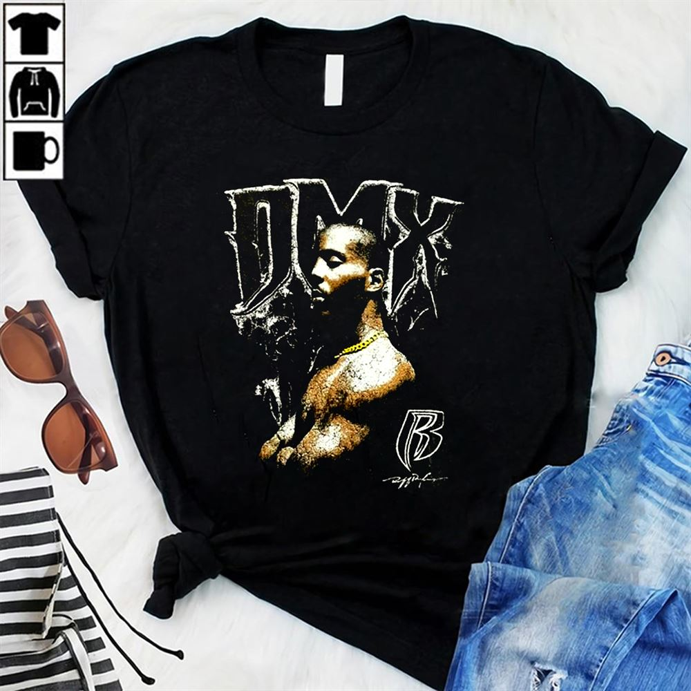 Dmx Shirt Ruff Ryders Vintage Wash T-shirt Officially