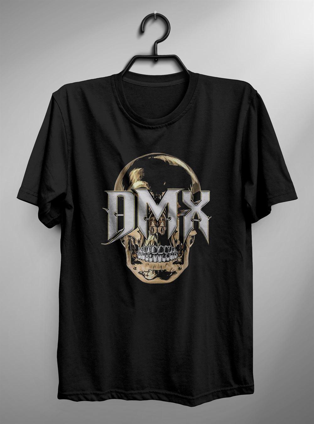 Dmx Skull Tshirt Dmx Shirtdmx Ruff Ryders Dmx T Shirt Dmx Yonkers New