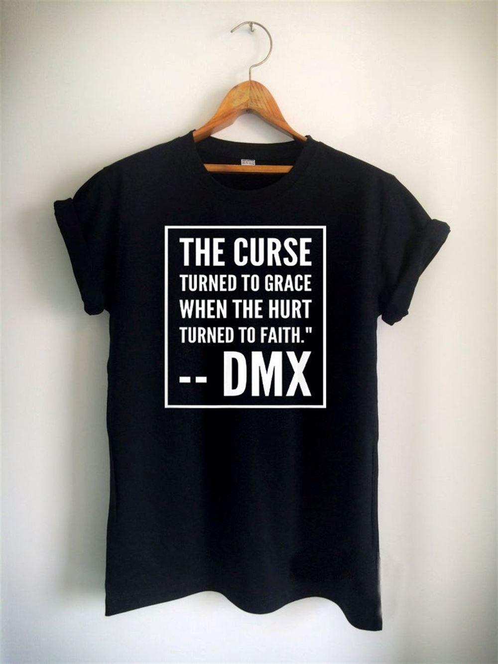 Dmx Song Quote Shirts Dmx Raper American Silhouette Shirts Dmx Fans Sh