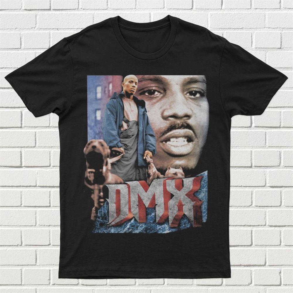 Dmx T Shirt Dmx Vintage Retro 90s Shirt Dmx Hypebeast Vintage 90s Rap