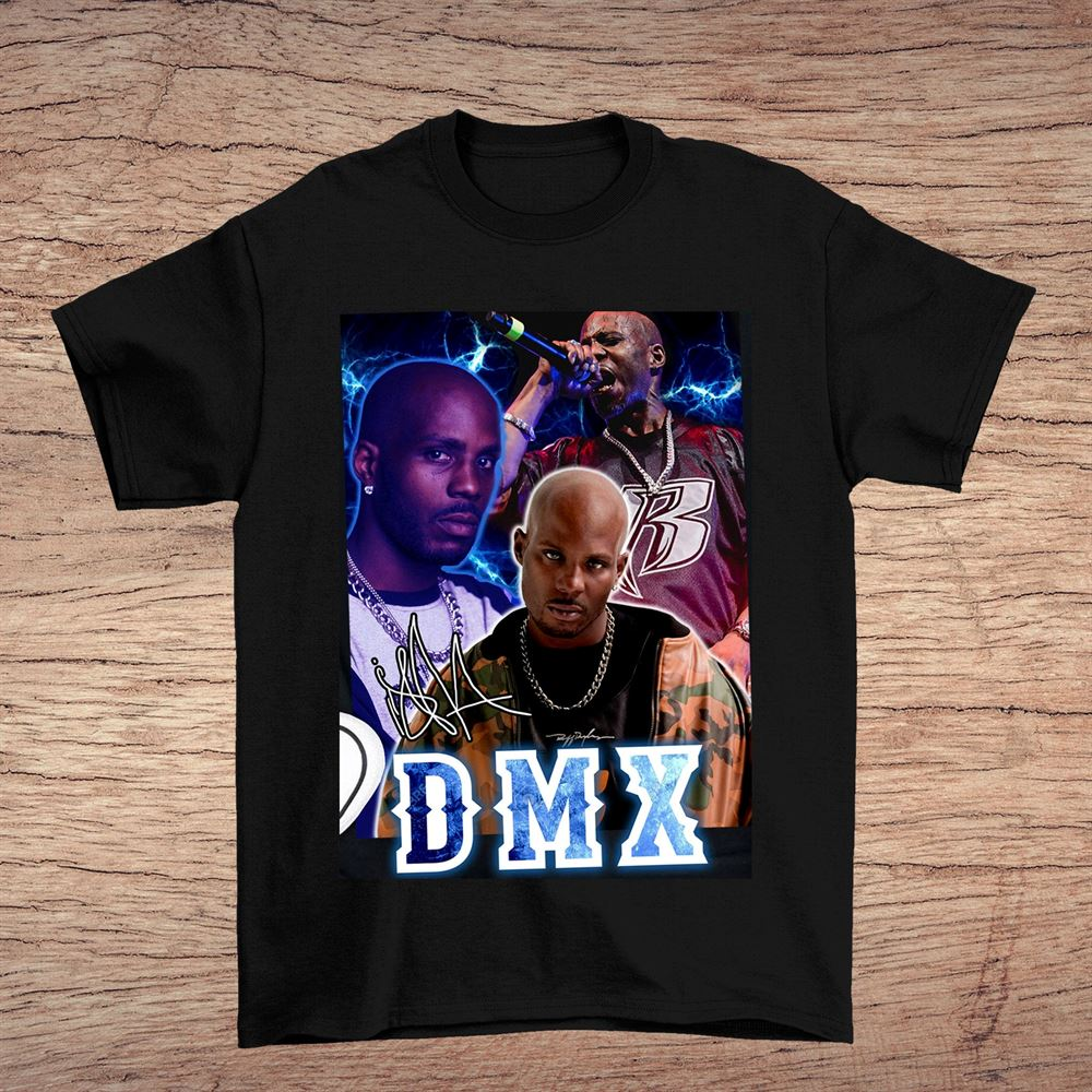 Dmx T Shirt Rip Dmx Vintage Tee Official Ruff Ryders T Shirt For Men