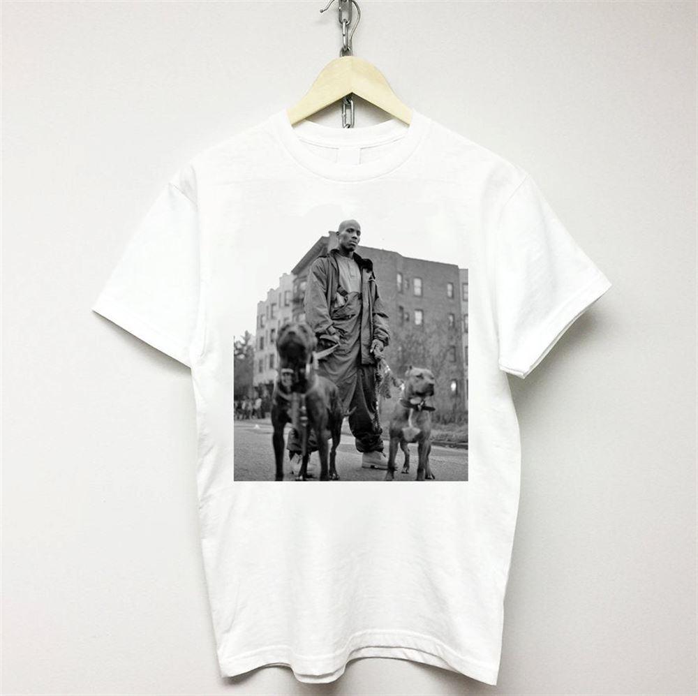 Dmx T-shirt Vintage 90s Rap T Shirt