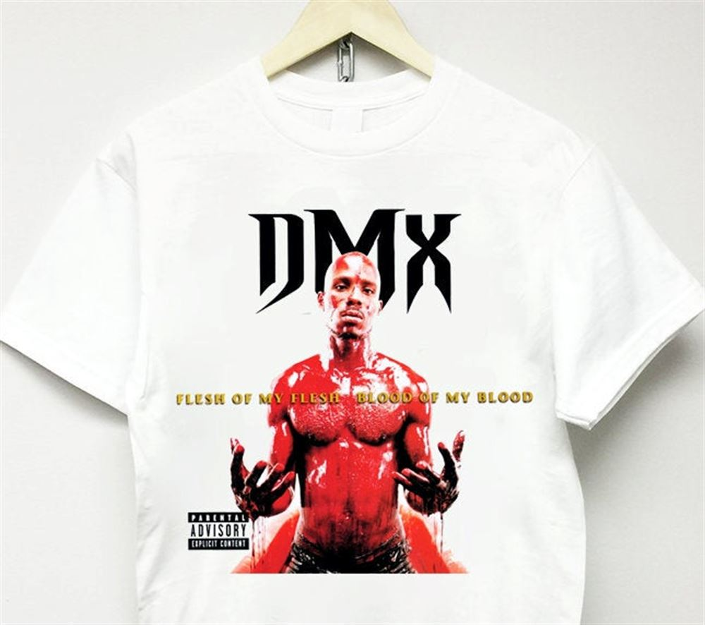 Dmx T-shirt Vtg 90s Rap T Shirt