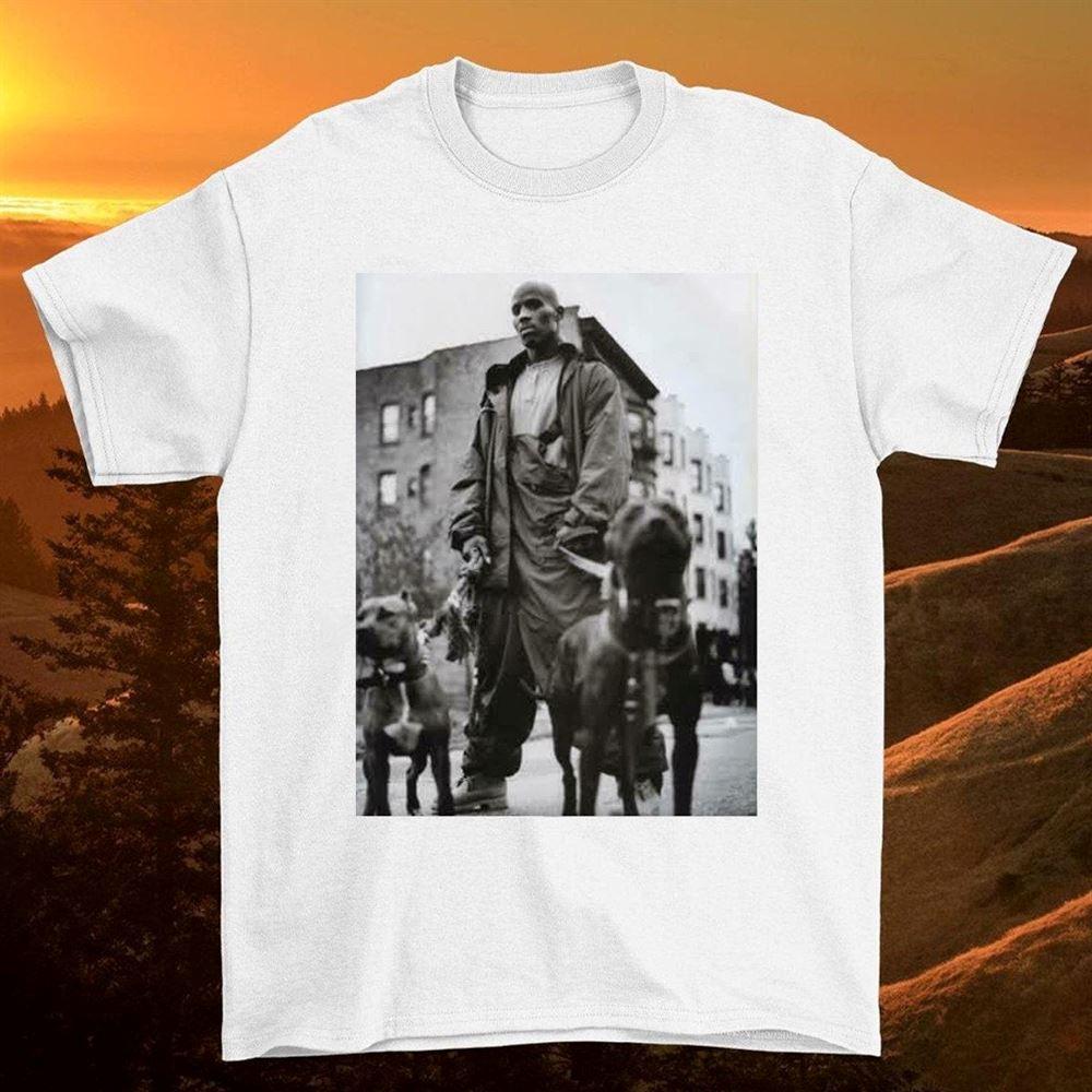 Dmx T-shirt Vtg 90s Rap Travis Scott Ruff Ryders Jordan Concert T Shir