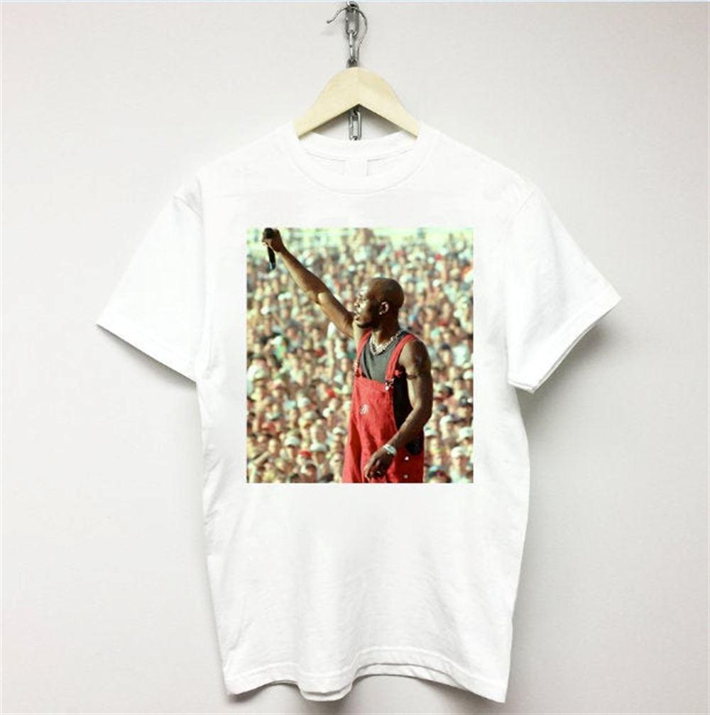 Dmx T-shirt Vtg 90s Rap Travis Scott