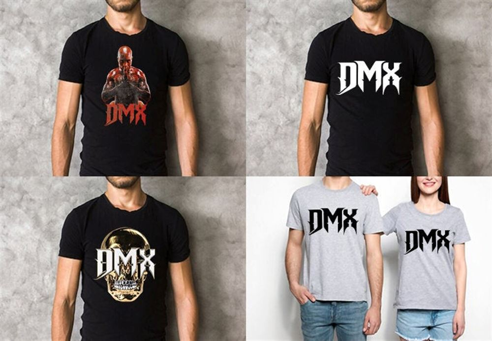 Dmx Vintage Logo Png Printable Shirt Png Design Instant Download