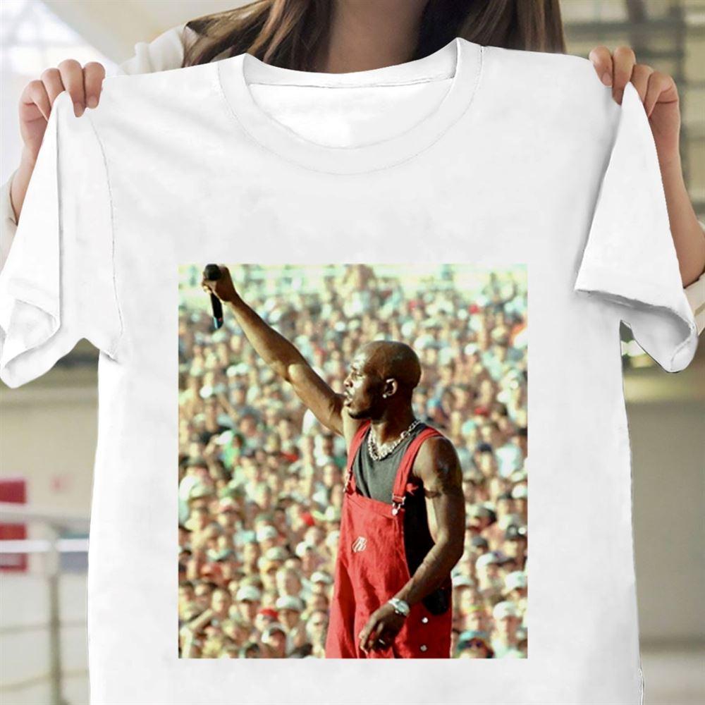 Dmx Vtg 90s T-shirt Unisex S-5xl Dmx Shirt Gift Fan Dmx Concert Vintag