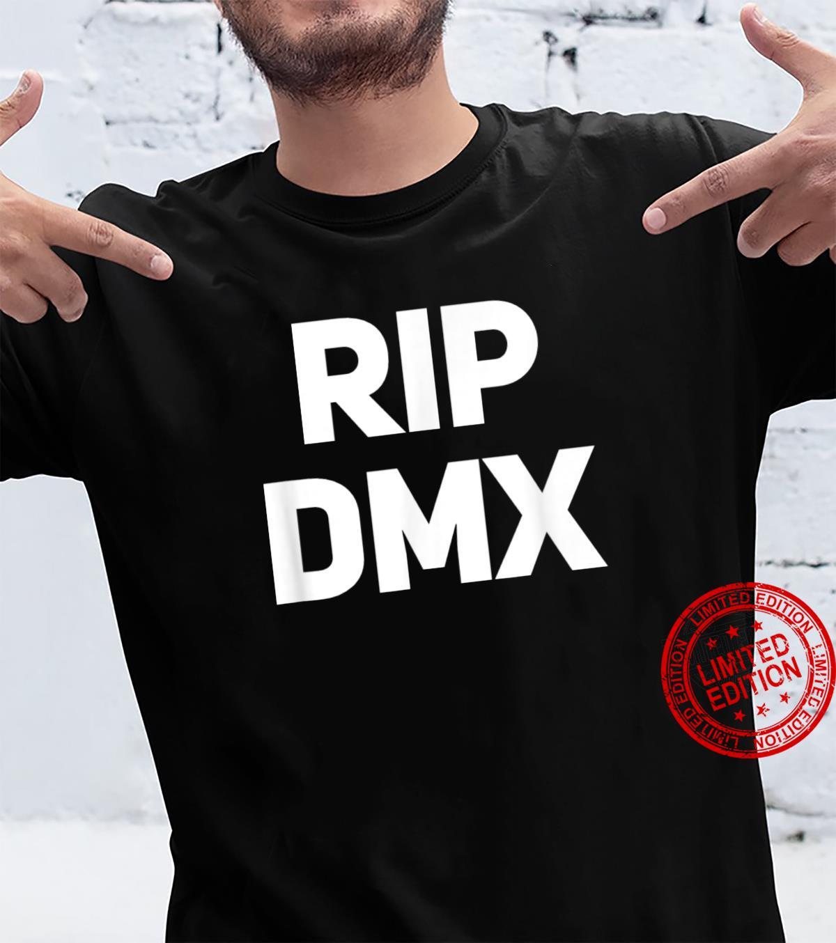 Rip Rapper dmx shirt, hoodie, sweater, long sleeve and tank top