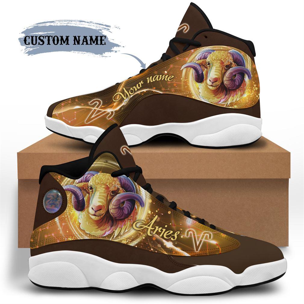 April Birthday Air Jordan 13 Shoes Personalized Sneakers Sport V24