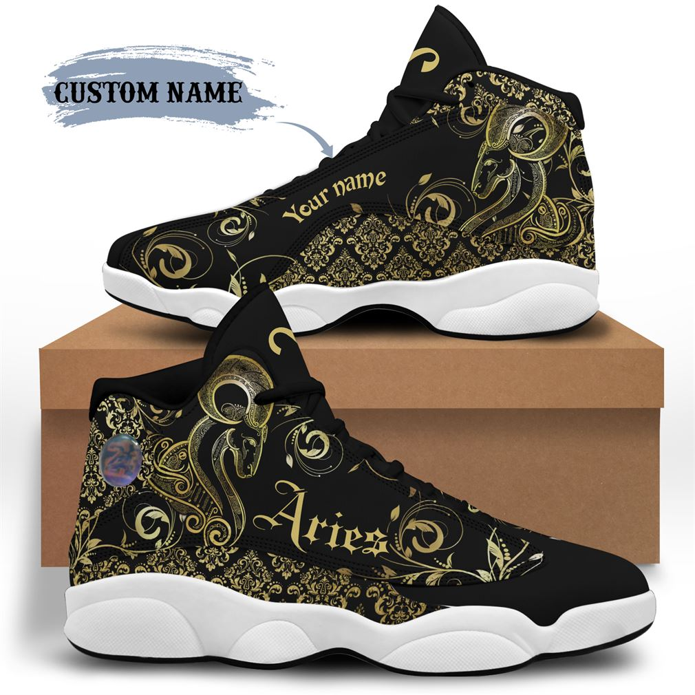 April Birthday Air Jordan 13 Shoes Personalized Sneakers Sport V27