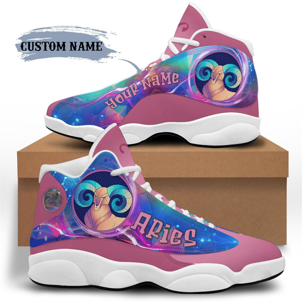 April Birthday Air Jordan 13 Shoes Personalized Sneakers Sport V31