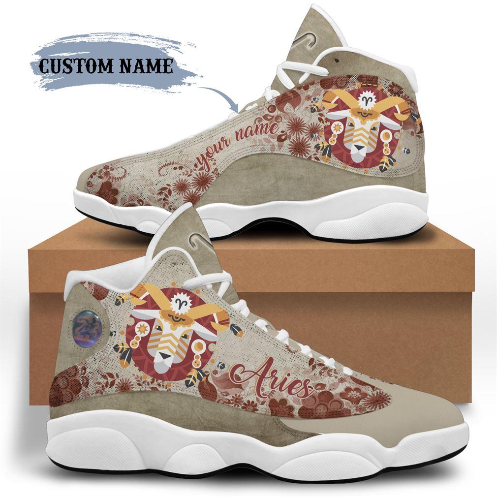 April Birthday Air Jordan 13 Shoes Personalized Sneakers Sport V38