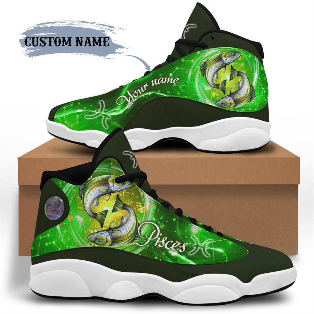 March Birthday Air Jordan 13 Shoes Personalized Sneakers Sport V24