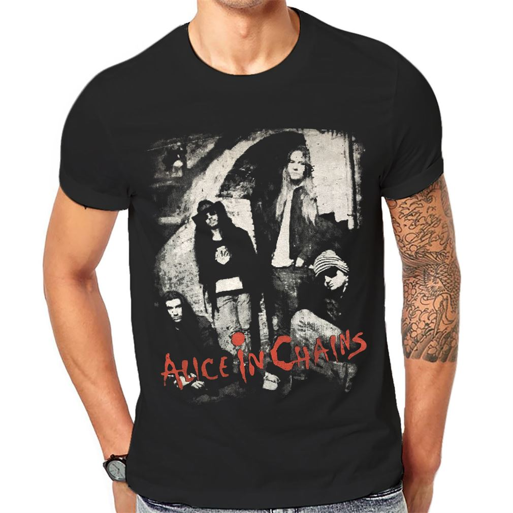 Alice In Chains Members Tshirt