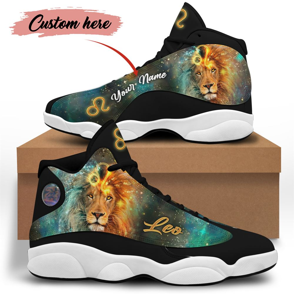 August Birthday Air Jordan 13 August Shoes Personalized Sneakers Sport V027