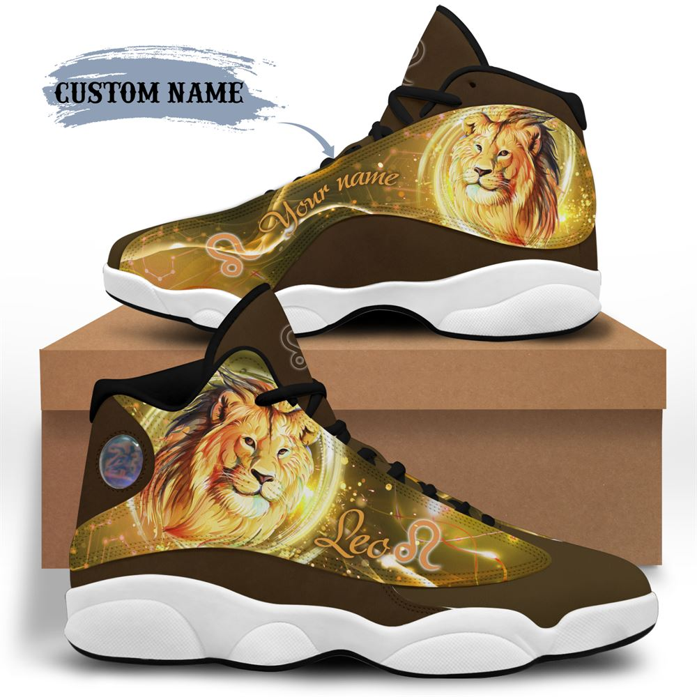 August Birthday Air Jordan 13 August Shoes Personalized Sneakers Sport V030