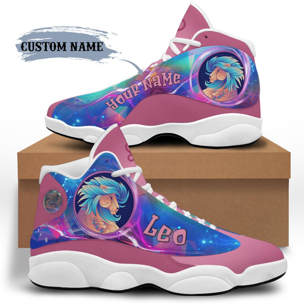 August Birthday Air Jordan 13 August Shoes Personalized Sneakers Sport V037
