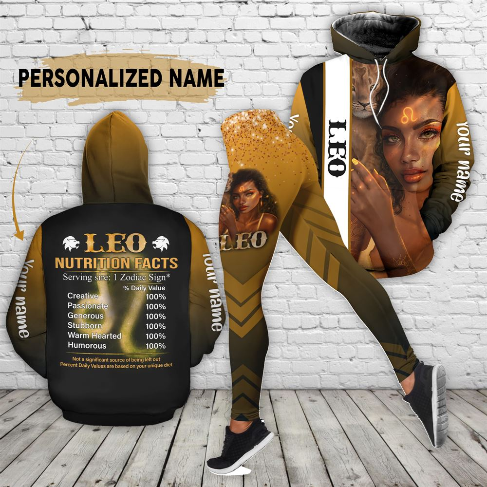 August Birthday Guy Combo August 3d Clothes Personalized Hoodie Joggers Set V027