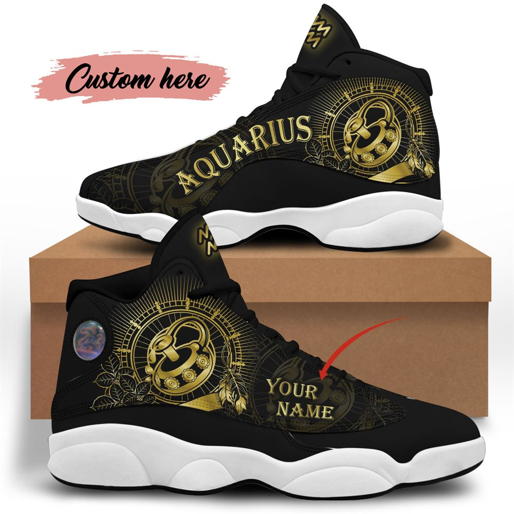 February Birthday Air Jordan 13 February Shoes Personalized Sneakers Sport V012