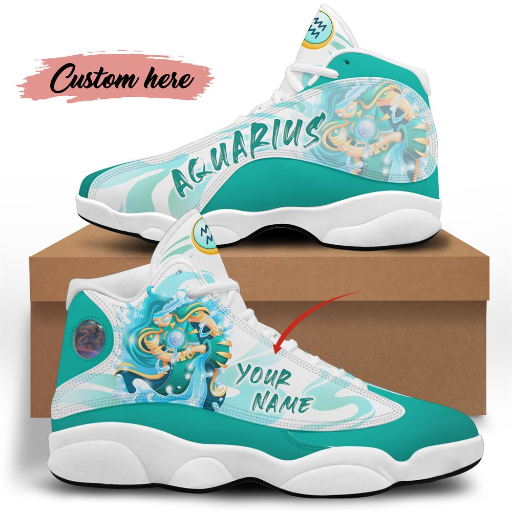February Birthday Air Jordan 13 February Shoes Personalized Sneakers Sport V07