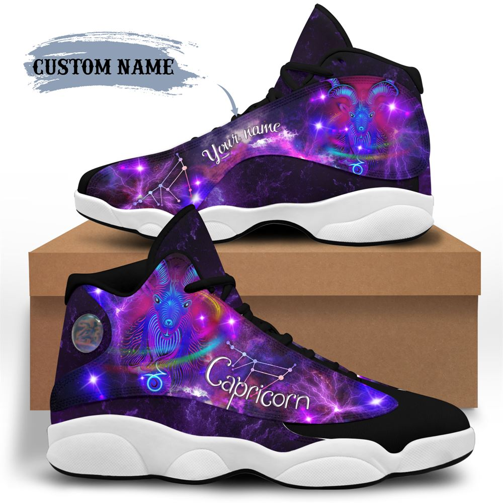 January Birthday Air Jordan 13 January Shoes Personalized Sneakers Sport V05