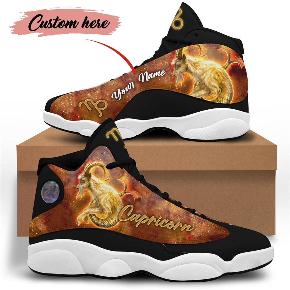 January Birthday Air Jordan 13 January Shoes Personalized Sneakers Sport V06