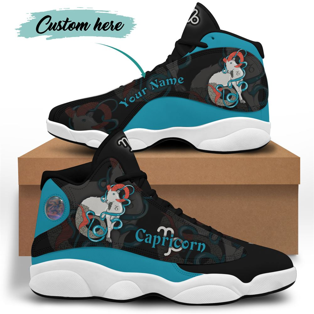 January Birthday Air Jordan 13 January Shoes Personalized Sneakers Sport V07