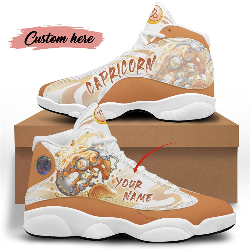 January Birthday Air Jordan 13 January Shoes Personalized Sneakers Sport V08