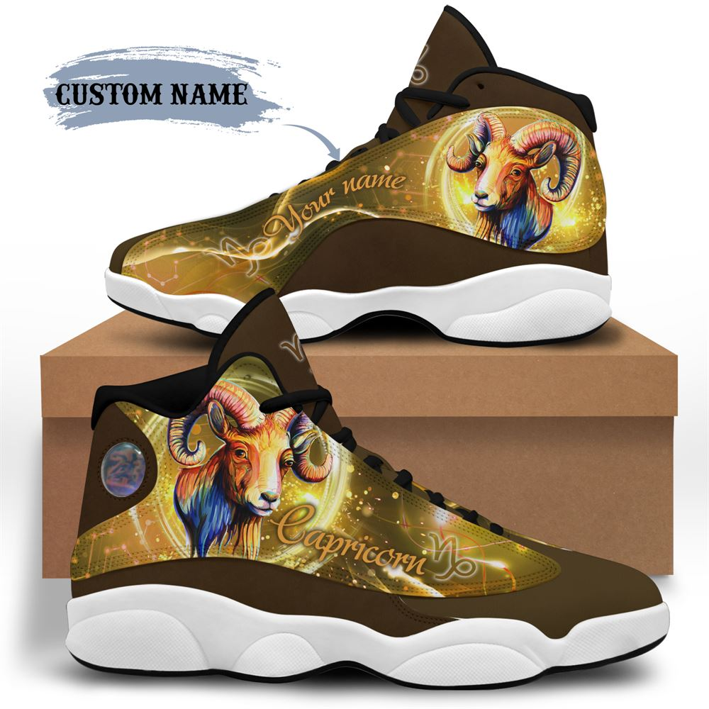 January Birthday Air Jordan 13 January Shoes Personalized Sneakers Sport V09