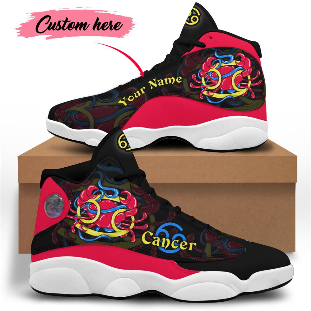 July Birthday Air Jordan 13 July Shoes Personalized Sneakers Sport V05