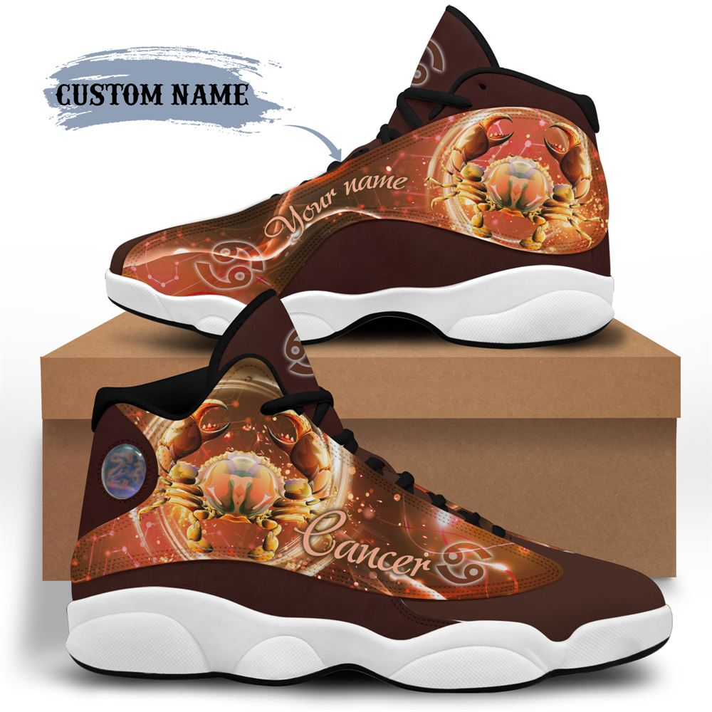 July Birthday Air Jordan 13 July Shoes Personalized Sneakers Sport V07