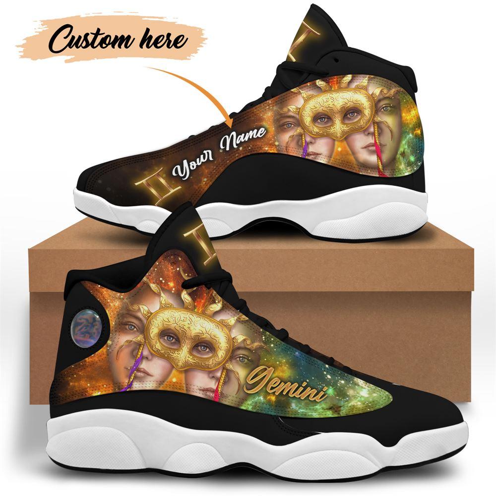 June Birthday Air Jordan 13 June Shoes Personalized Sneakers Sport V03