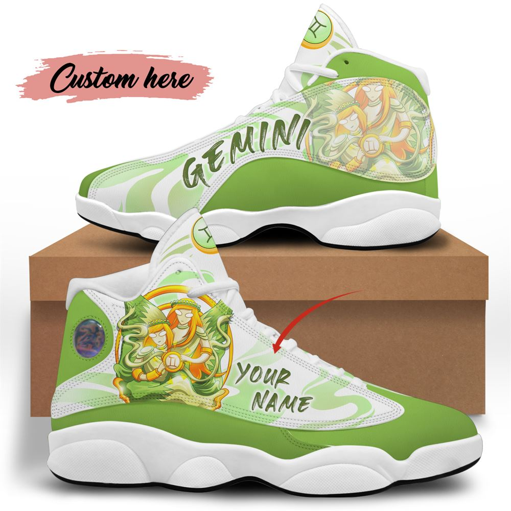 June Birthday Air Jordan 13 June Shoes Personalized Sneakers Sport V05