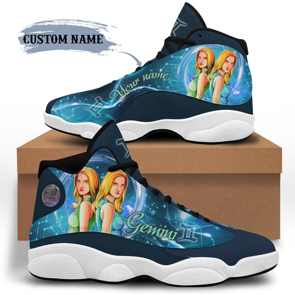 June Birthday Air Jordan 13 June Shoes Personalized Sneakers Sport V06