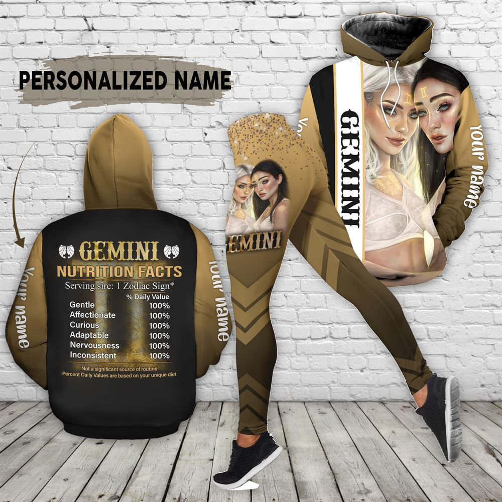June Birthday Girl Combo June Outfit Personalized Hoodie Legging Set V016