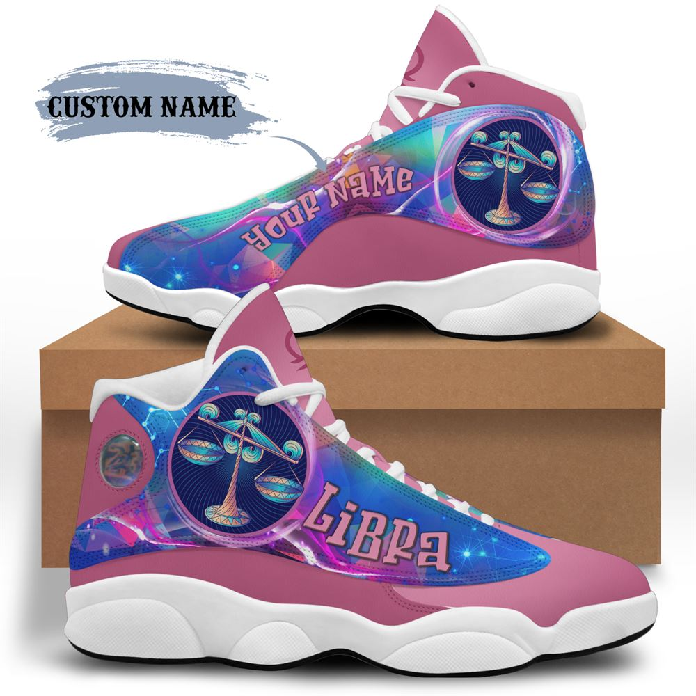 October Birthday Air Jordan 13 October Shoes Personalized Sneakers Sport V015