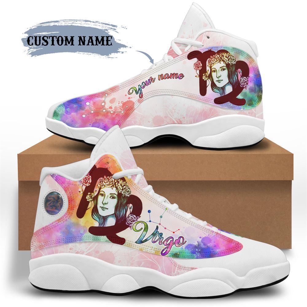 September Birthday Air Jordan 13 September Shoes Personalized Sneakers Sport V033